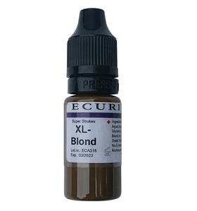 blond pigment pmu