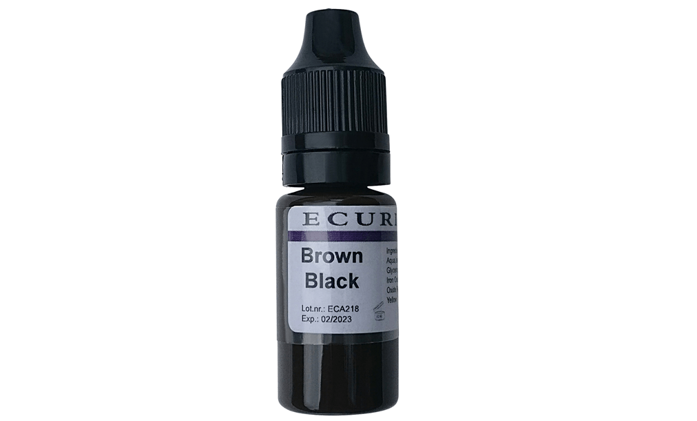 Brown Black Pigment 10 ml