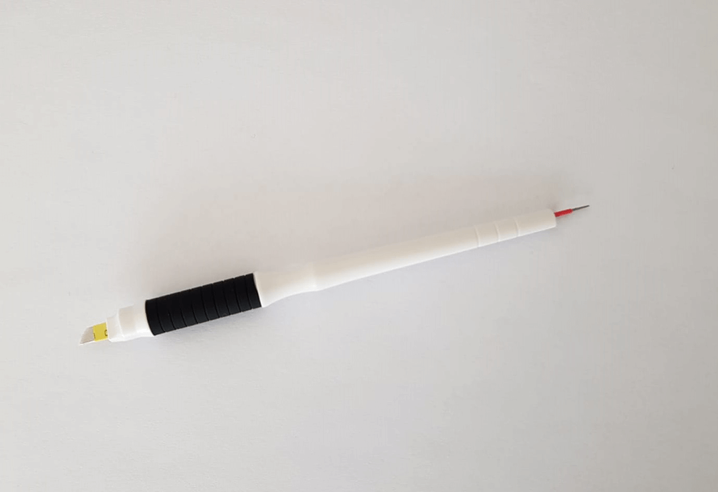 Disposable Double Sided Manual Shading Tool #36 DOUBLE #5 ROUND