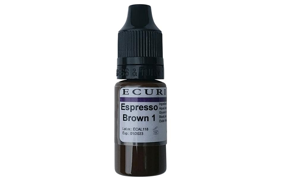 Espresso Brown Pigment 10 ml