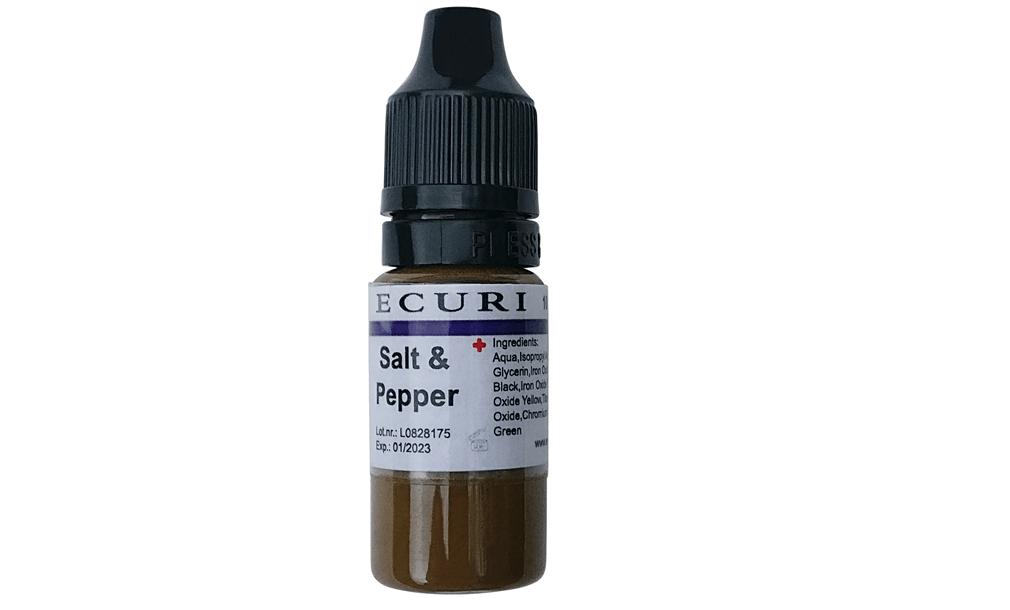 Grey (Salt & Pepper) Pigment 10 ml
